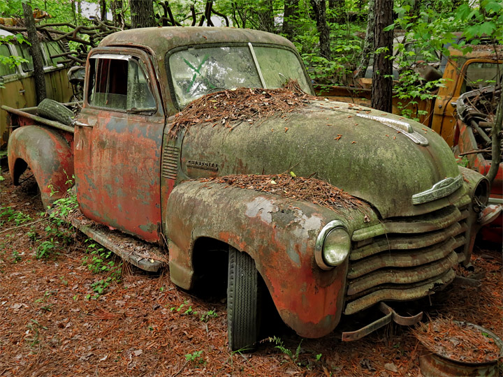 Old Car City 2013 P 1