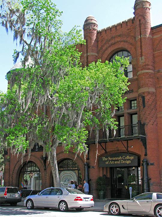 Savannah Historic District 1